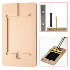 Metal Polarizer Film and Glue Removal Mould Repair Tools For iPhone 4/5/6/7/Plus