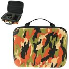 CUSTODIA BORSA ZIP BAG ACTION CAM PER GOPRO MILITARY CAMOUFLAGE VEGETATA 0000B5A
