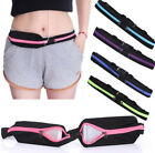 Running Sport Waist Belt Pocket Bum Bag Stretching Jogging Pack Cycling Pouch H image