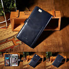 Genuine Musubo Magnetic Leather Wallet Flip Case Cover For iPhone XS MAX XR 7 8+