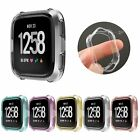 Luxury New Shockproof  Soft TPU Silicone Protector Case For Fitbit Versa