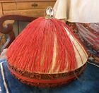 Qing Dynasty Summer Court Hat
