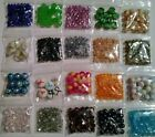 20 Bags Variety Mix Lot Beads glass crystal beading colorful awareness green #S9