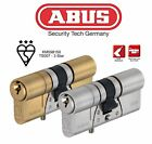 ABUS TS007 3 Star High Security Anti Snap Euro Cylinder Lock - Various sizes