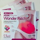 25 Patches With Box MYMI Korea Wonder Patch Burn Belly Fat Wing Lose Weight