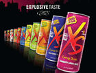 XS Energy Drinks Variety Case and XS Juiced and Burn Variety Case - 12 Cans