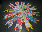 "Pick Your Team: RARE Vintage 1970's MLB 4"" X 9"" Mini Pennant Flag on Ebay"