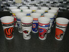 Vintage Late 80's / Early 90's NFL Icee Plastic Cup Tumbler: Pick Your Team! $10.0 USD on eBay