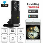 HD WiFi Smart Camera Home Security Monitor Panorama View iOS/Android App Dome IP