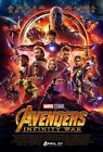 BY067 Avengers Infinity War Movie Marvel Comics Film Poster