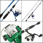 Wakeman Swarm Series Spinning Rod and Reel Combo Foam Handle Fishing Rod Pole