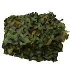 SAS Green Woodland Camouflage Net for Camping Military Hunting Outdoor Deco