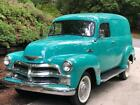 1955+Chevrolet+Other+Pickups+Panel+truck