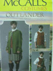 Внешний вид - McCall's Sewing Pattern M7736 Mens Outlander style Costume Jacket Waistcoat Kilt