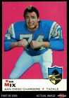1969 Topps #99 Ron Mix Chargers GOOD $1.55 USD on eBay