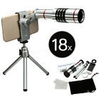 Phone Telescope Len Telephoto For iPhone Samsung Clip-on 8/12/14/18X Zoom Camera