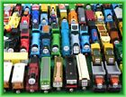 lots individual TRAINS for THOMAS & FRIENDS WOODEN RAILWAY & BRIO engine toy set