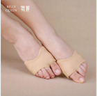 Thick Foot Pads Dance Paws Foot Thongs Belly Ballet Dance Footwears Heavy Fabric