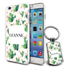 Personalised Marble Design Phone Case Cover & Keyring for Various Phones - 321