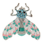 MagiDeal Insect Brooches Bee Brooch Pin Enamel Jewelry Dress Hat Accessories