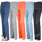 New Mens Spandex Golf Wear Ultimate Trousers Comfortable Pants