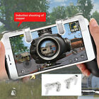Mobile Shooter Controller Game Trigger Fire Button Handle L1R1 For PUBG Fortnite