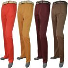 New Mens Poly Spandex Winter Golf Trousers Warm Napping Pants