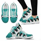 Cute Japanese Chin Print Running Shoes For Women-Free Shipping