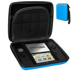 Hard EVA Storage Carrying Case Bag Protective Shell w/Strap for Nintendo 2DS New