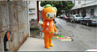 Orange Fruit Style Mascot Costume Funny Cosplay Activity Globle Hot Sale Gift