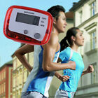 Electronic Multi-function Pedometer Sports Running Fitness Calories Step Counter