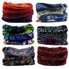 LOTUYACY Outdoor Wide Headband,Elastic Seamless Scarf UV Resistence Sport