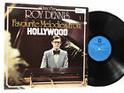 ✰ EX ROY DENNIS FAVOURITE MELODIES FROM HOLLYWOOD OMEGA INERNATIONAL LP ✰3L1E92✰