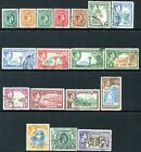 JAMAICA-1938-52 Set to £1 Sg 121-133a FINE USED V24405