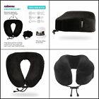 Evolution Memory Foam Travel Neck Pillow with 360 Head,Neck&