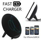 lg g2 qi enabled - Qi Fast Wireless Charger Charging Pad Stand Dock 10W For Qi-enabled Devices