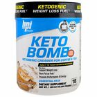 BPI Sports KETO BOMB Ketogenic Weight Loss Coffee & Tea Crea
