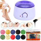Salon Spa Hair Removal Hot Wax Warmer Heater Pot Machine Kit + 300g Waxing Beans on eBay