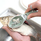 1Pc Plastic Fish Cleaning Tool Scraping Scales Device Home Kitchen Cooking Tool