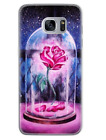 Beast and Beauty Rose Design Pattern iphone And Samsung Accessory Cover Case