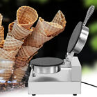 Внешний вид - Commercial Electric Stainless Steel Ice Cream Egg Waffle Cone Maker Machine
