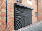 MADE TO ORDER - ELECTRIC SHOP NEW STEEL SECURITY ROLLER SHUTTER