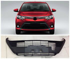 For Toyota Vios 2013-16 ABS o Front Bumper Lower Vent Hole Grille Grill Refit
