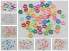 250 Gram Polymer Clay Slices Sticker 5mm Various Design Nail Art Tips Access