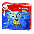 New Supermag Adventure Helicopter Construction Building Set