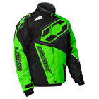 Castle X™ Launch G4 Insulated Green Men's Snowmobile Jacket w/ Liner, 70-544X