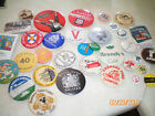 VARIETY OF VINTAGE PINBACK BUTTONS (Lot 2)