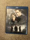 Twilight (Blu-ray Disc, 2009) The Twlight Saga First Film Vampire Teen Romance