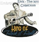 ELVIS - THE 50'S COLLECTION - MACHINE EMBROIDERY DESIGNS ON CD