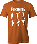 FORTNITE CELEBRATIONS DANCE KIDS T-SHIRT floss dab childrens child tee  Lot <br/> Free Fortnite Stickers With Every T-Shirt Purchase!